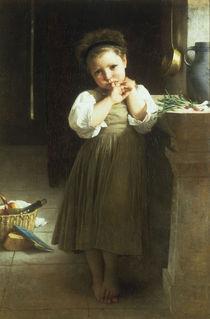 W.A.Bouguereau, Schlechte Schuelerin von AKG  Images