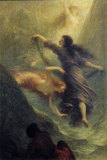 Wagner, Rheingold / Gem.v.Fantin Latour von AKG  Images