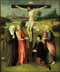 Hieronymus Bosch, Die Kreuzigung by AKG  Images