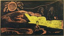P.Gauguin, Te Po (Die grosse Nacht) von AKG  Images