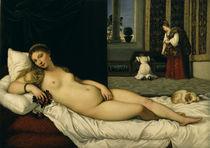 Tizian, Ruhende Venus by AKG  Images