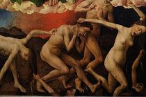 R.v.d.Weyden, Juengst.Gericht, Verdammte von AKG  Images