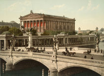 'Berlin, Alte Nationalgalerie / Foto 1898' von AKG  Images