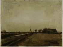 V.van Gogh, Landschaft in Drenthe by AKG  Images