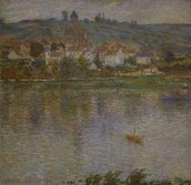 C.Monet, Die Stadt Vetheuil von AKG  Images