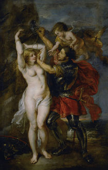 P.P.Rubens, Perseus befreit Andromeda von AKG  Images