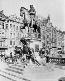 Reiterstandbild Gr.Kurfuerst/Foto Levy von AKG  Images