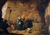 Teniers, Versuchung des Hl.Antonius by AKG  Images