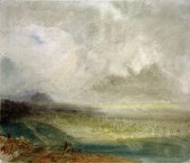 W.Turner, Das Rhonetal bei Sion von AKG  Images