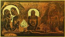 P.Gauguin, Te Atua by AKG  Images