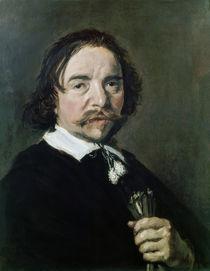 F.Hals, Brustbild eines Herrn by AKG  Images