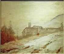 Max Slevogt, Winterlandschaft von AKG  Images
