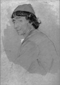 Ludwig Knaus, Der schwarze Clemens by AKG  Images