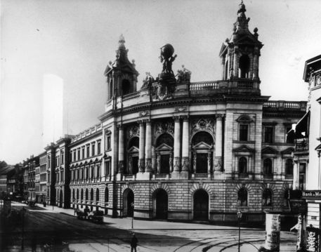 Reichspostamt Berlin 1900
