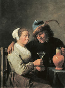 Teniers, Wirtshausszene by AKG  Images