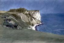 Ruegen, Kap Arkona / Aqu.v.Zwintscher von AKG  Images