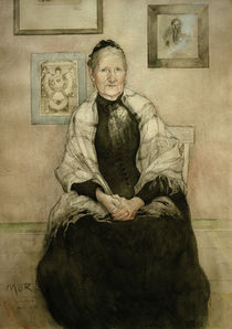 Carl Larsson, Mutter von AKG  Images