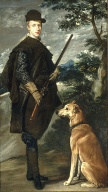 Ferdinand von Oesterreich / Velazquez by AKG  Images