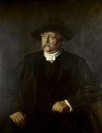 Otto von Bismarck / Lenbach 1878 von AKG  Images