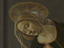 Botticelli, Verkuendigung, Maria von AKG  Images