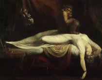 Joh.Heinr.Fuessli, Die Nachtmahr/1781 von AKG  Images
