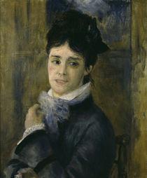 A.Renoir, Madame Monet by AKG  Images