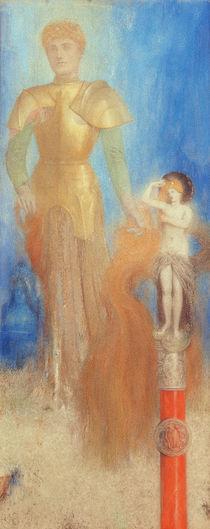 F.Khnopff, Viktoria. Wie Flammen... by AKG  Images