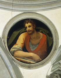 A.Bronzino, Evangelist Lukas von AKG  Images