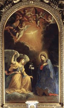 G.Reni, Verkuendigung an Maria von AKG  Images