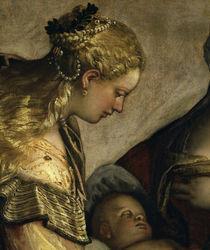 P.Veronese, Hl.Barbara von AKG  Images