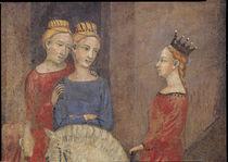 A.Lorenzetti, Buon governo, Brautzug von AKG  Images