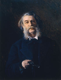 D.Grigorowitsch /Gemaelde v.Kramskoj 1876 von AKG  Images