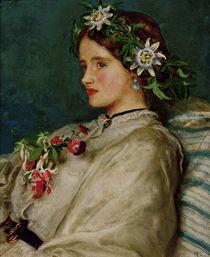 J.E.Millais, Meditation von AKG  Images
