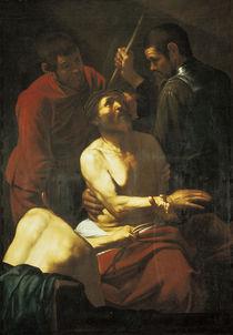 Caravaggio, Dornenkroenung Christi von AKG  Images