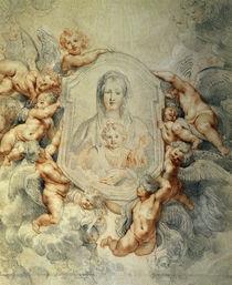 P.P. Rubens, Bild der Madonna von AKG  Images
