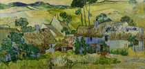 V.van Gogh, Bauernhoefe bei Auvers by AKG  Images