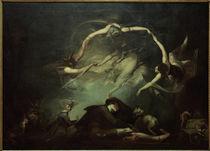 J.H.Fuessli, Traum des Schaefers by AKG  Images