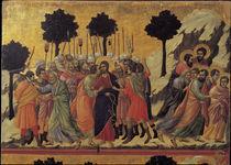 Duccio, Christi Gefangennahme von AKG  Images