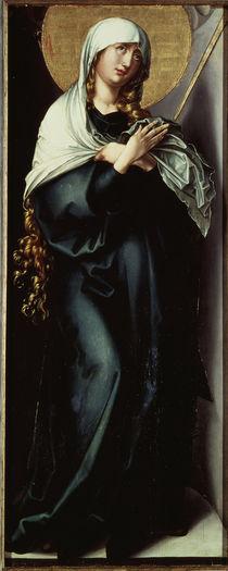 Duerer, Maria als Schmerzensmutter von AKG  Images