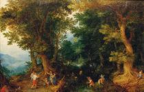 J.Brueghel d.Ae., Latona u.lykische B. by AKG  Images