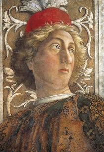 A.Mantegna, Camera d.Sposi, Hoefling by AKG  Images