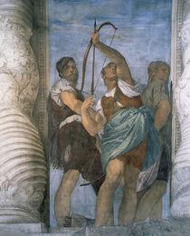 Veronese, Drei Bogenschuetzen by AKG  Images