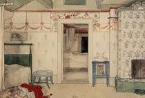 Carl Larsson, Britas Schlaefchen/ 1894 von AKG  Images