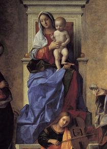 Giovanni Bellini, Madonna S.Zaccaria von AKG  Images