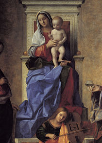 Giovanni Bellini, Madonna S.Zaccaria by AKG  Images
