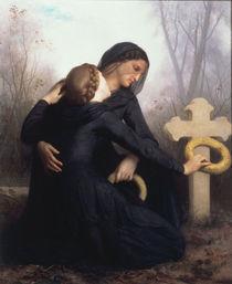W.A.Bouguereau, Totensonntag von AKG  Images