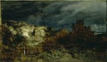 Spitzweg, Irrlichter/ vor 1869 by AKG  Images
