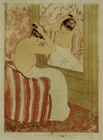 M.Cassatt, Die Frisur by AKG  Images