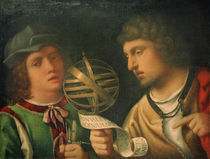 Giorgione,Giovanni Borgherini u.s.Meist. by AKG  Images