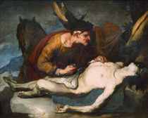 L.Giordano, Der gute Samariter by AKG  Images